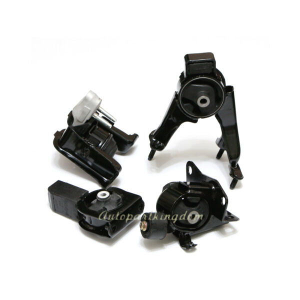 2003-2008 Toyota Corolla 1.8L Engine Motor Mount Set 4PCS for Auto Trans G017
