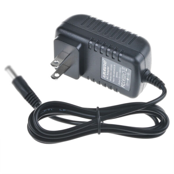 AC Adapter For AKAI MPC500 MIDI Center Workstation Power Supply Charger PSU