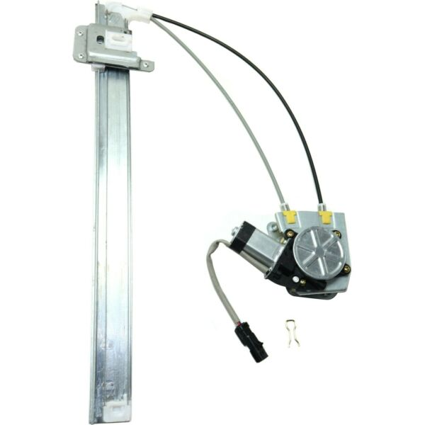 Power Window Regulator For 2002-2006 Jeep Liberty Rear Right with Motor