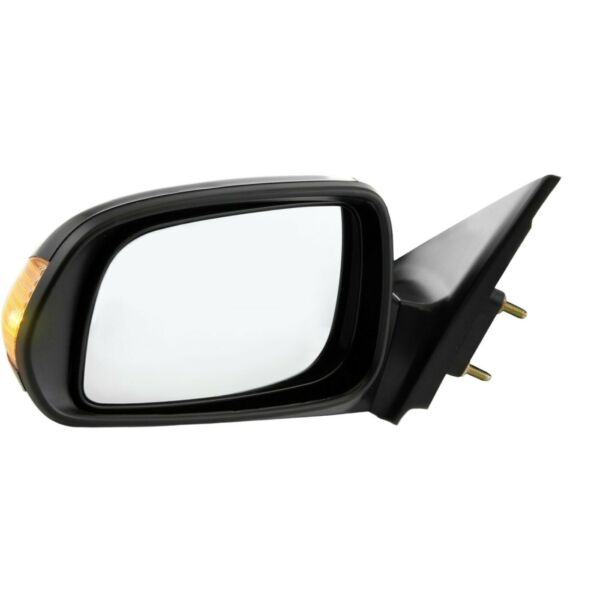 Power Side View Mirror w Turn Signal Driver Left LH NEW for 05-10 Scion tC