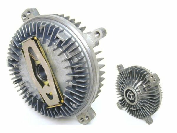 Mercedes r129 w140 engine cooling Fan Clutch NEW radiator blower drive
