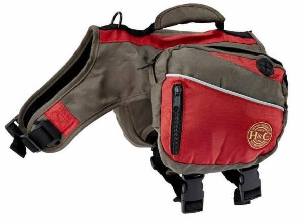 Henry amp; Clemmie#x27;s BACKPACK Dog Travel Pack 4 Size Choices 2 Color Choices $28.95