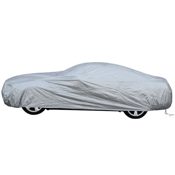 Full Car Cover Water Resistant Sun UV Dust Snow Rain Protection Size XL NEW