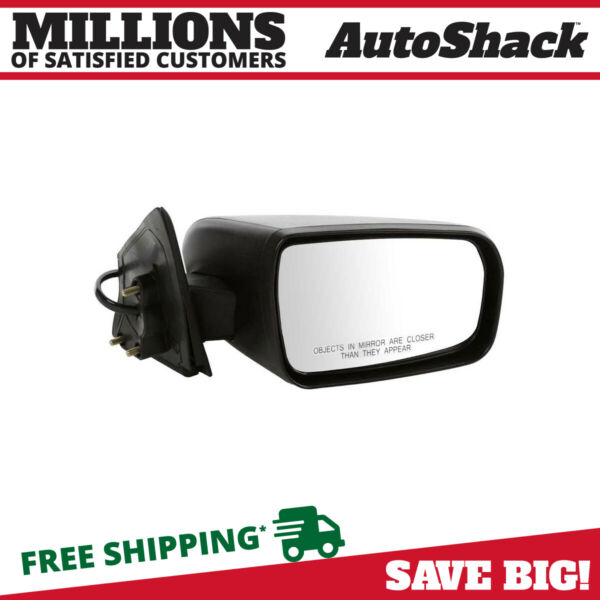 Auto Shack Front Passenger Right Side View Mirror Power