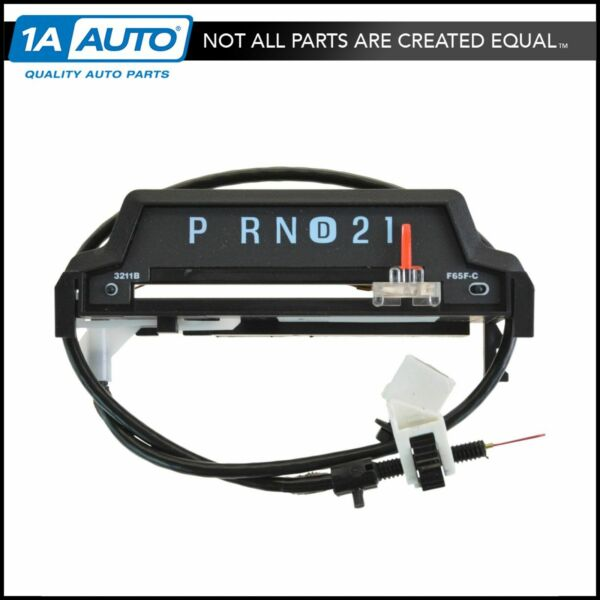 OEM Transmission Position Shift Indicator PRND21 & Cable for Ford Pickup Truck