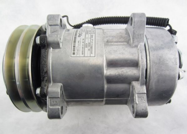 For Rolls Royce Silver Spur 6.7L-V8 1990 A/C Compressor w/ Clutch Sanden NEW