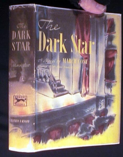 1940 MARCH COST 1st AMERICAN EDITION THE DARK STAR THEATER SALTER COVER ART $25.00