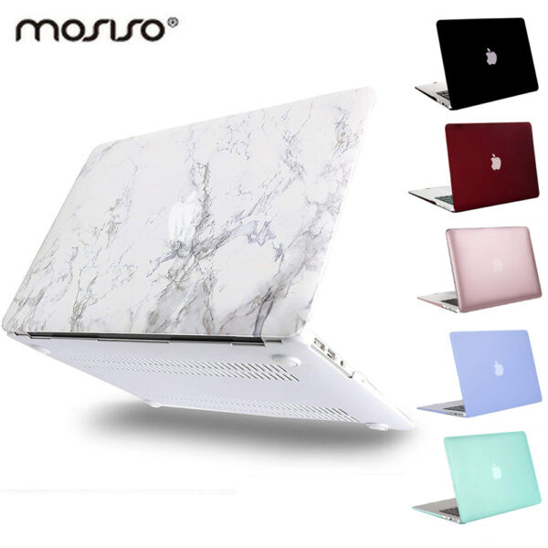 Mosiso Macbook Pro Air 11 13 15 2015 2014 2013 2012 Mac 12 inch Shell Case Cover
