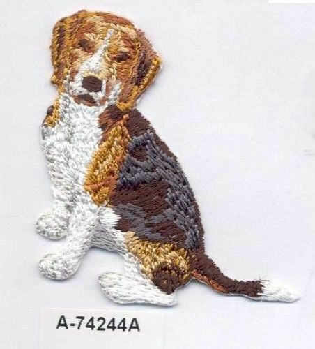 Beagle Dog Breed Embroidery Patch $2.99
