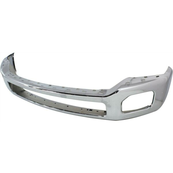 Front Bumper For 2011 2016 Ford F 250 Super Duty Chrome Steel $399.88