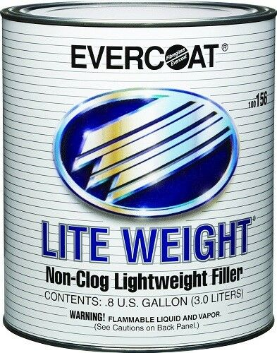 Fibreglass Evercoat 156 Light Weight Body Filler - 1 Gal.
