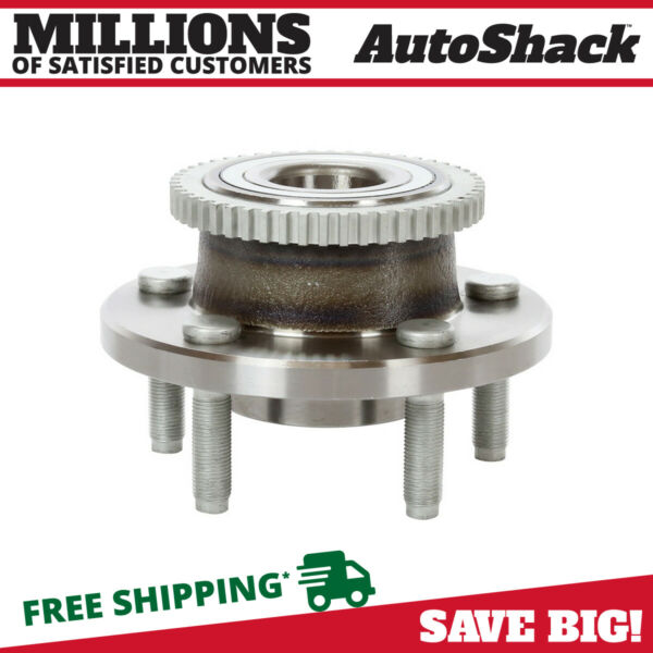 Front Wheel Hub Bearing Assembly 5 Stud Fits 05-2011 2012 2013 2014 Ford Mustang