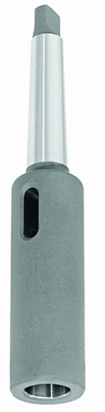 1 x 2 Morse Taper Extension Sockets - Hardened & Ground Only