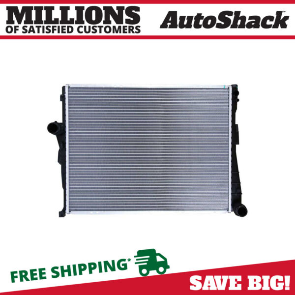 Radiator For 2001-05 BMW 325i 2003-2008 BMW Z4 RK1036 2636 Aluminum Core Cooling