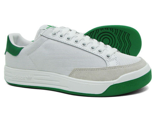 Adidas Original classic Rod Laver green/white mens sneaker/ tennis SHOES new