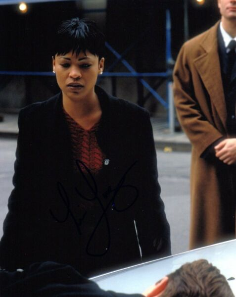 Nia Long Boiler Room Autographed Signed 8x10 Photo COA #2