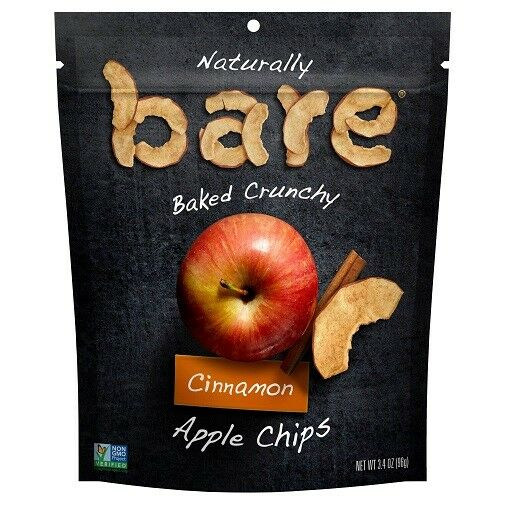 Bare Naturally Baked Crunchy Cinnamon Apple Chips