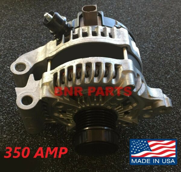 350 AMP 10256 Ford Alternator Escape Transit Connect New 1.6L 13 18 HIGH OUTPUT $261.85