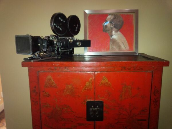 CINEMA ANTIQUES: MOVIE CAMs STUDIO LITES MICS Etc. FOR HOME and OFFICE. OFFER!