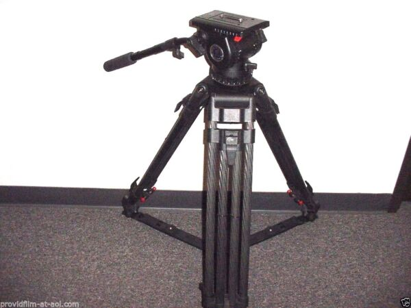 Sachtler Clone Fluid Head CF Ball Level Video 7+7+8 TRIPOD. NEW. NOW: $3695.00 !