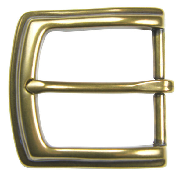 Brass Pin Belt Buckle for 1 1 2quot; Belts High Quality NEW $11.95