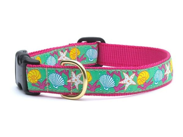 Up Country Dog Design Collar Made In USA Reef XS S M L XL XXL $22.00