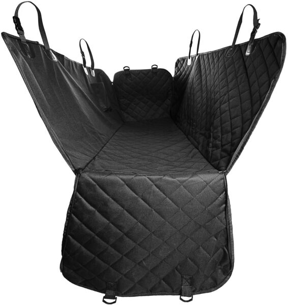 Pet Hammock Car Seat Cover SUV Rear Bench Protection Waterproof for Dog and Cats