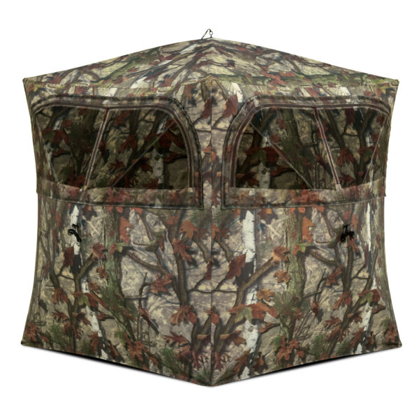 Barronett Grounder 250 Bloodtrail Camo 2 Person Lightweight Hunting Blind