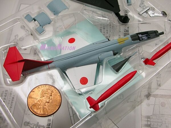 F-toys 1/144 Century Collection 4S UF-104J Starfighter Iwo Jima Drone