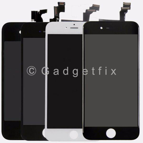 Wholesale For iPhone LCD Display Glass Touch Screen Digitizer Frame Replacement