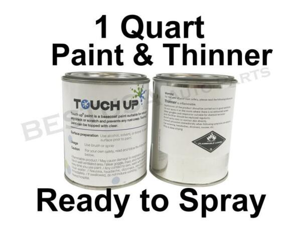 1 Quart Paint Ready to Spray for Toyota Lexus Truck Car Multiple Color