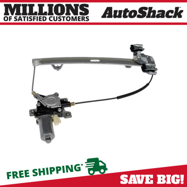 Rear Right Power Window Regulator with Motor for 2003-2007 2008 2009 Hummer H2
