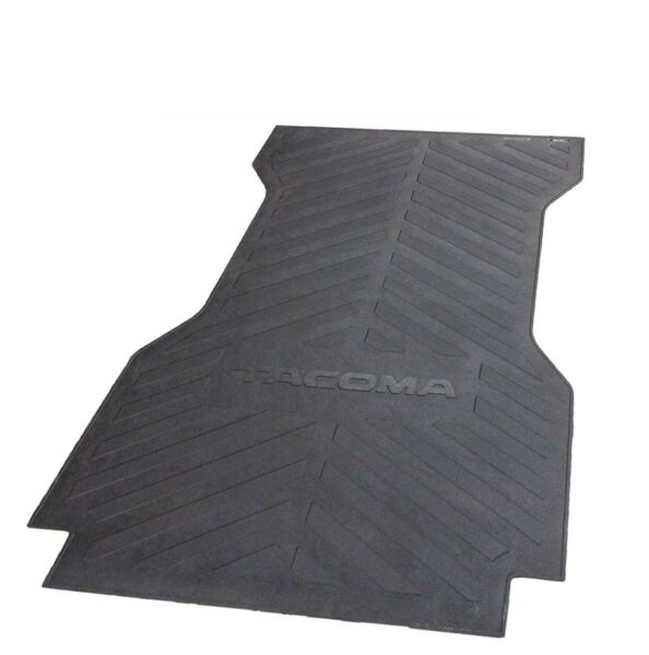 NEW Fits Toyota Tacoma 2005-2017 Long Bed Mat Rubber Genuine OEM PT580-35050-LB