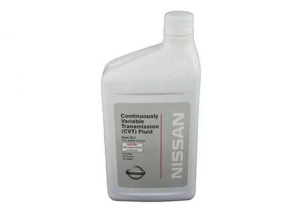 For Genuine Continuously Variable Transmission NS-2 CVT Fluid 1 Quart For Nissan