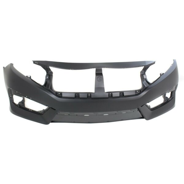 New Bumper Cover Facial Front Coupe Sedan for Civic HO1000306 04711TBAA00ZZ $116.39