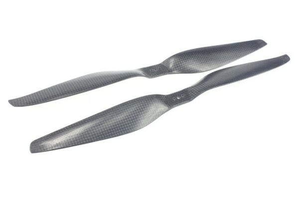 1455 14*5.5 3Hole Drone  Carbon Fiber Prop Propeller CW CCW for FPV Multicopter