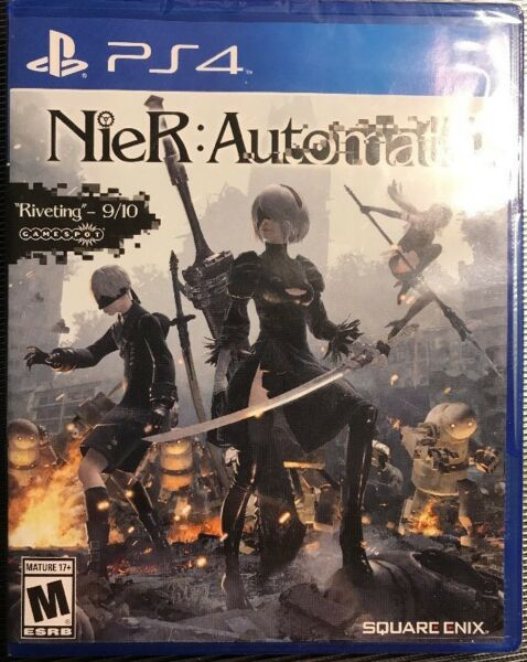 Nier: Automata (PlayStation 4, 2017) PS4 BRAND NEW, FREE SHIP, LOWEST $! Awesome