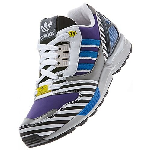 Adidas ZX 8000 MEMPHIS PACK Running 9000 superstar galaxy 700 Gym Shoe~Men sz 10