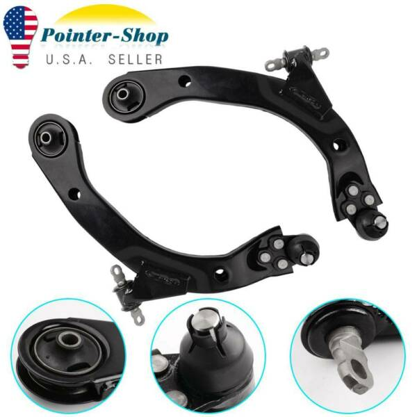 Front Lower Control Arm w Ball Joint For 05-10 Chevy Cobalt & 03-07 Saturn Ion