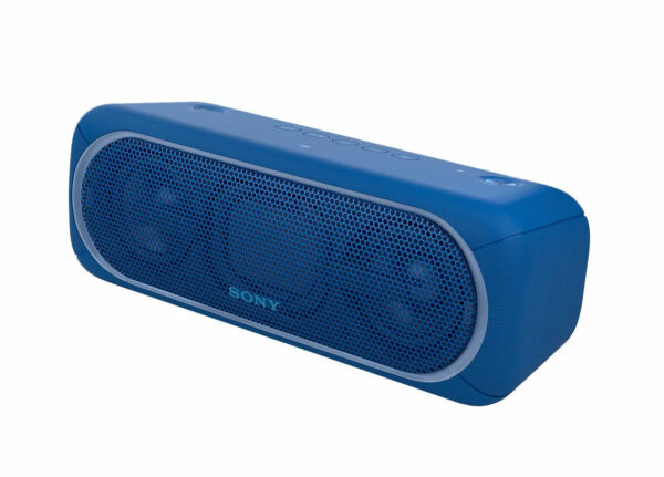 Sony SRS-XB30 Portable Speaker System - Blue