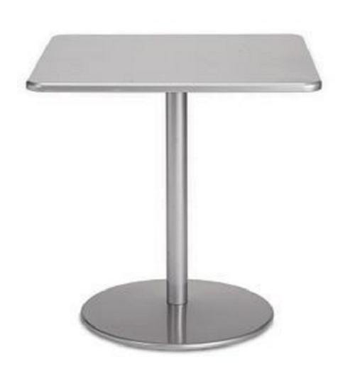 Authentic Boulevard Square Outdoor Table Design Within Reach $99.00