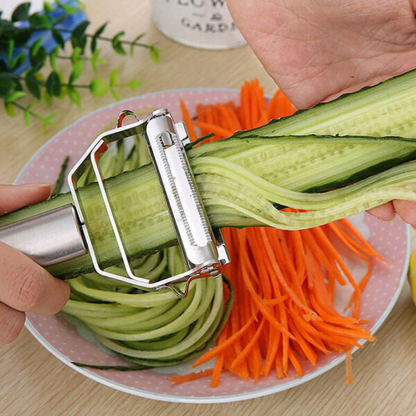 Cutter Stainless Steel Knife Graters Vegetable Tools Kitchen Cooking Accessories