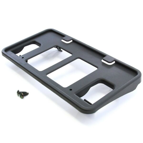 2006-2008 Fits Ford F-150 Front License Plate Tag Bracket Holder with Screws