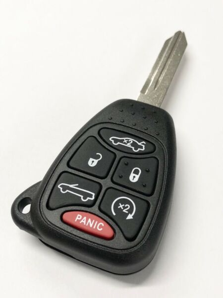 2011 2012 2013 2014 CHRYSLER 200 CONVERTIBLE REMOTE HEAD KEY FOB OHT692427AA