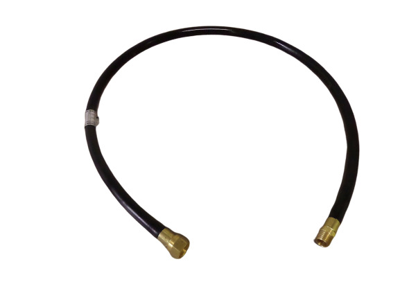 RV Camper Trailer 3 8quot; FF to 3 8quot; MPT LP Propane Gas Hose High Pressure 30quot; $17.95