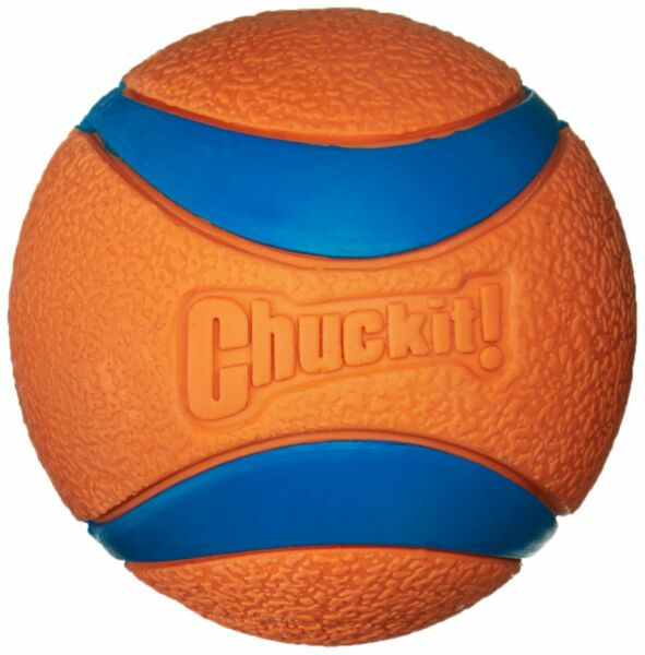 Chuckit! Dog Fetch Toy ULTRA BALL Durable Rubber Fits Launcher LARGE $9.98