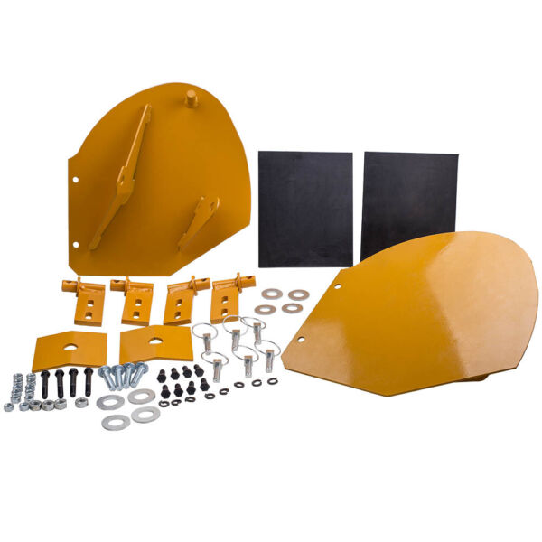 HEAVY DUTY SNOW PLOW PRO-WING EXTENSIONS for Boss Snowplow Blade Extenders