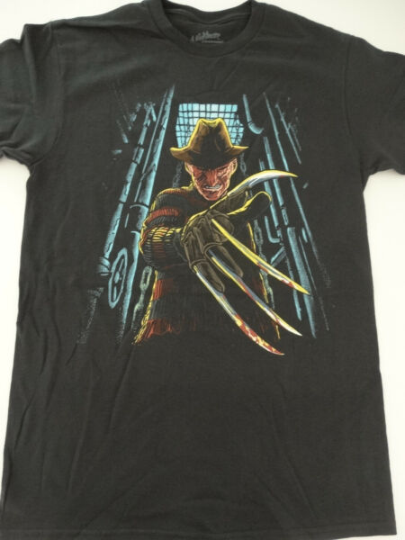 Freddy Krueger A Nightmare On Elm Street Boiler Room Horror T-Shirt