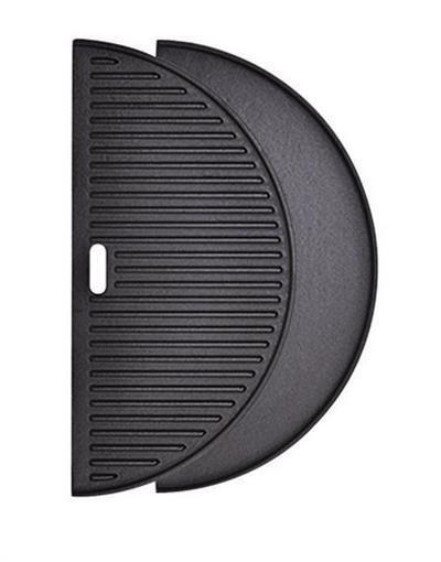 Kamado Joe BJ-HCIGRIDDLE 24 in. Cast Iron Griddle