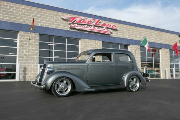 1935 Plymouth Street Rod All Steel 1935 Plymouth Street Rod All Steel Body and Fenders 350 Crate V8